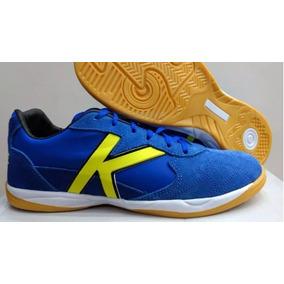 05233efd0cc00 Chuteira Kelme - Chuteiras para Adultos Azul no Mercado Livre Brasil