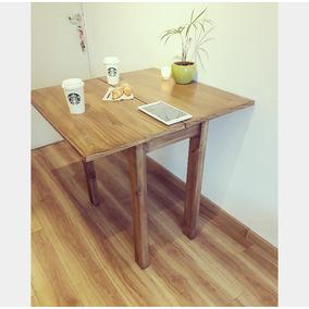 Mesa Para Cocina Plegable Ideal Para Espacios Chicos