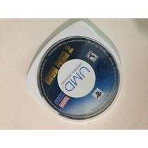 Psp Iron Man 2 Sega Marvel Comics R$44 Psp Playstation Sony