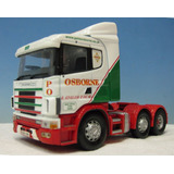 Camión Corgi Scania Pete Osborne - Nuevo