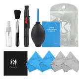 Kit Limpiador De Cámaras Profesionales + Envío Gratis