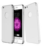 Caso Para Apple Iphone 3 En 1 Híbrido... (silver, F.)