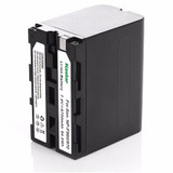 Bateria Np-f970 Maxima Duracion Video Camara Sony