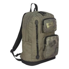 Mochila Xtrem Wave 804 Parches Verdes