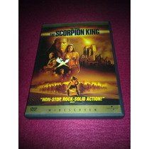 The Scorpion King / El Rey Escorpion, The Rock Wwe