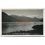 Postal Lago Numero Tres Esquel Chubut Patagonia 1949