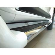 Estribo Personalizado Gp Branco Sumitt S10 Dupla 2012 2020