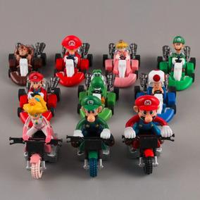Coleccion Carritos Mario Kart Bros + Envio Y Motos Gratis !!