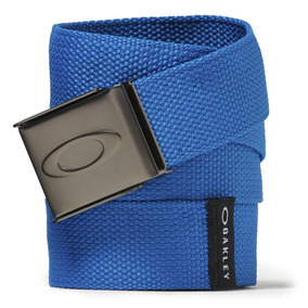 Cinto Oakley Leather Belt Tamamho - Cintos para Masculino no Mercado ... 1efbb599d9c