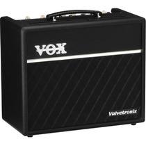 Combo Vox Valvetronix Vt20+ P/ Guitarra + Frete Grátis