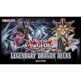 Yugioh Legendary Dragon Decks Ingles Nuevo Sellado