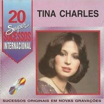 Cd - 20 Super Sucessos Internacional - Tina Charles - Raro