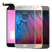 Tela Touch Display Motorola Moto G5s Xt1792 Frontal Vidro