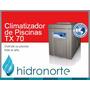 Climatizador De Piscina Peisa Tx70
