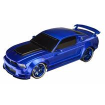 Carrinho De Controle Remoto Ford Mustang 1:18 Br456