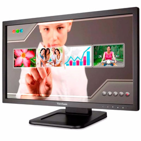 Monitor Led Viewsonic Tactil 22 Td2220 Multi Touch Screen