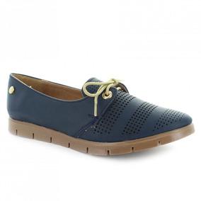 Zapato Para Mujer Rafael Ferrigno 383-036407 Color Azul