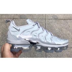9c77dff453f Tenis Nike Top De Linha - Tênis para Masculino Cinza claro no ...