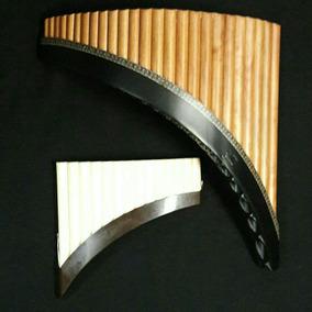 Flautas De Pan De Concierto En Madera Afinables