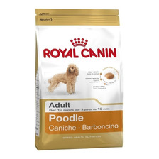 Ração Royal Canin Poodle Breed Health Nutrition Cachorro Adulto 7.5kg