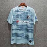 Camisas Chelsea Azul Bebe ( Pronta Entrega ) Envio Imediato 0f2c7a2edd0f4