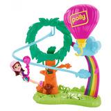 Polly Pocket Muñeca Mattel Set Safari Juguete Con Accesorios