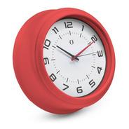 Reloj Retro Vintage Rubber Silencioso Colores Varios