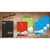 Pack Libros Psu 800 + Cepech Ciencias+ Lenguaje + Mate