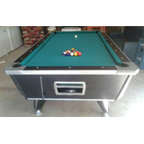 Mesa De Pool Comercial Impecable