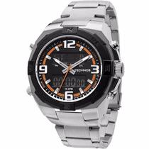 Relógio Technos Masculino Sports Analogico/digital 50592b/1p