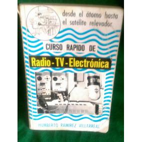 Curso Rápido De Radio Tv Y Electrónica Retro 260 Par