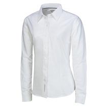 Blusa Para Dama Oxford Blanca
