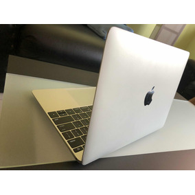 Vendo Macbook 12 Retina 2016 Impecable Acepto Cambio