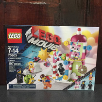 Lego Movie Set 70803 Cloud Cuckoo Palace Emmet Estilo Libre