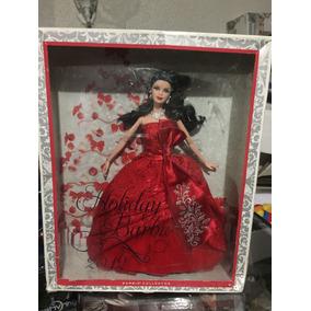 Figura Barbie Holiday 2012 Edición Coleccionista