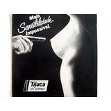 Jingle Tijuca Off-shopping Lp Promo Nude Sex 1983