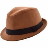 Sombrero Dandy Paño Velour Compañia De Sombreros H613010-02