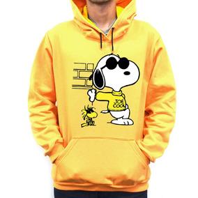 Blusa Moletom Casaco Unissex Snoop Dog Charlie Brown Desenho