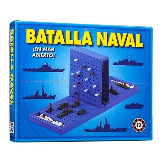 Batalla Naval Juego De Mesa Ruibal