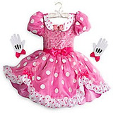 Disfraz De Minnie Original De Disney Americano