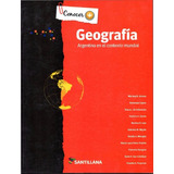 Libro Manual Escolar Geografía Argentina Santillana Ebook