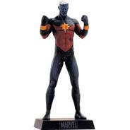 Boneco Coleção Miniatura Marvel - Capitão Marvel Ed 46
