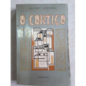 O Cortiço - Aluísio Azevedo - Editora Martins