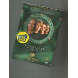 Stargate Sg-1 - 3 Temporada - 6 Dvds Box Lacrado