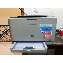 Impressora Laser Color Samsung Clp310 ( Nao Funciona)