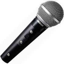 Le Son Sm58-plus Microfone Vocal Profission Frete Grátis
