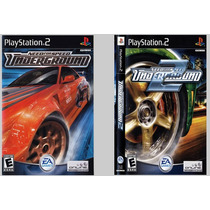 Patch Need For Speed Underground 1 E 2 Para Ps2 É Um Patche!