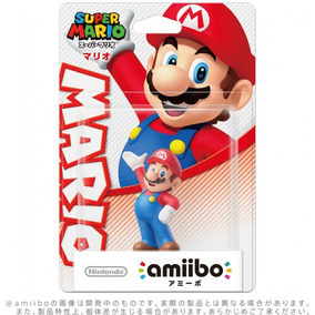 Amiibo Mario Super Mario Bros Switch New 3ds 2ds Wiiu Wii U