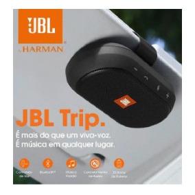 Caixa De Som Portatil Com Bluetooth Jbl Trip