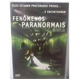 Dvd Fenômenos Paranormais - Lacrado De Fábrica - Original